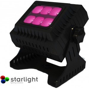 MiniLed Wash projecteur architectural Starlight
