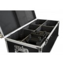 Flight case 4 iColor 120 ou LED