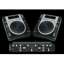 Pack 2 CDJ 620 MP3 + M1.USB
