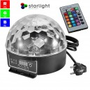 LED Magic Ball RGBWYP